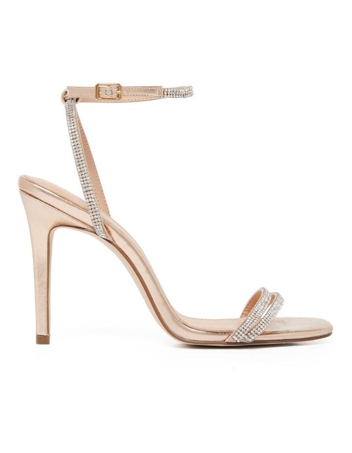 Anna Diamante Strap Heels image 4