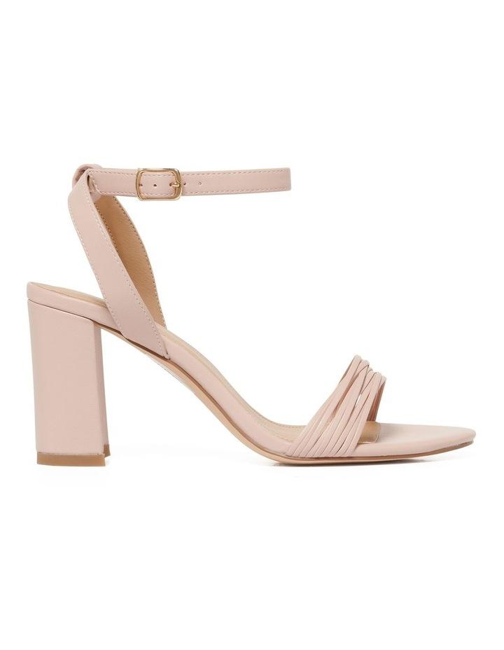 Vera Strappy Block Heels image 1