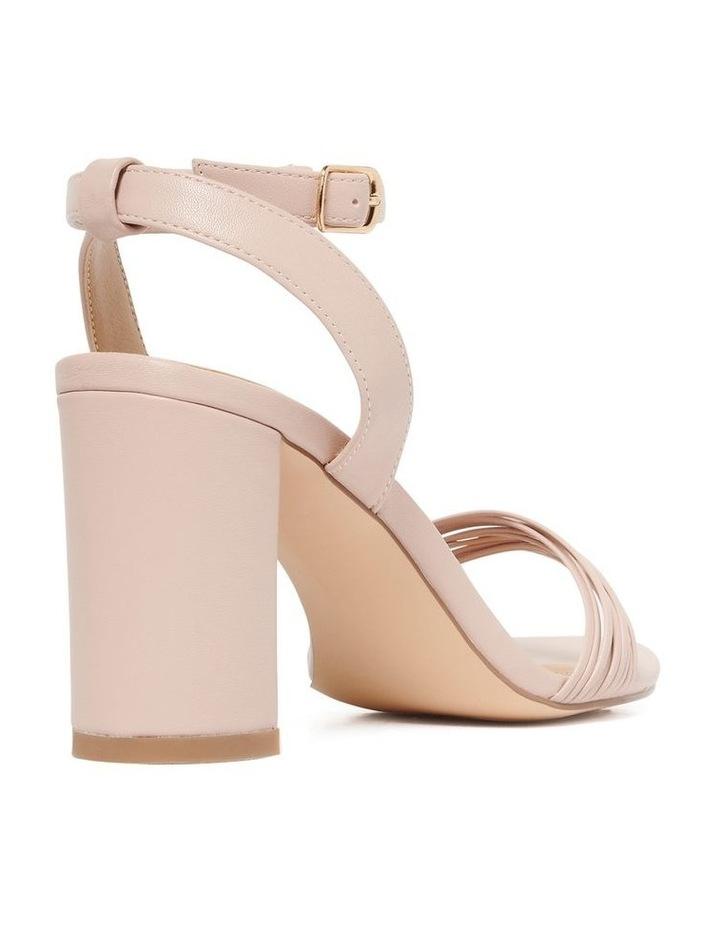 Vera Strappy Block Heels image 4