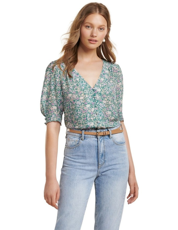 Carley Button Down Blouse image 1