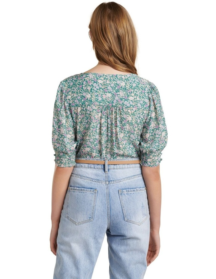 Carley Button Down Blouse image 4