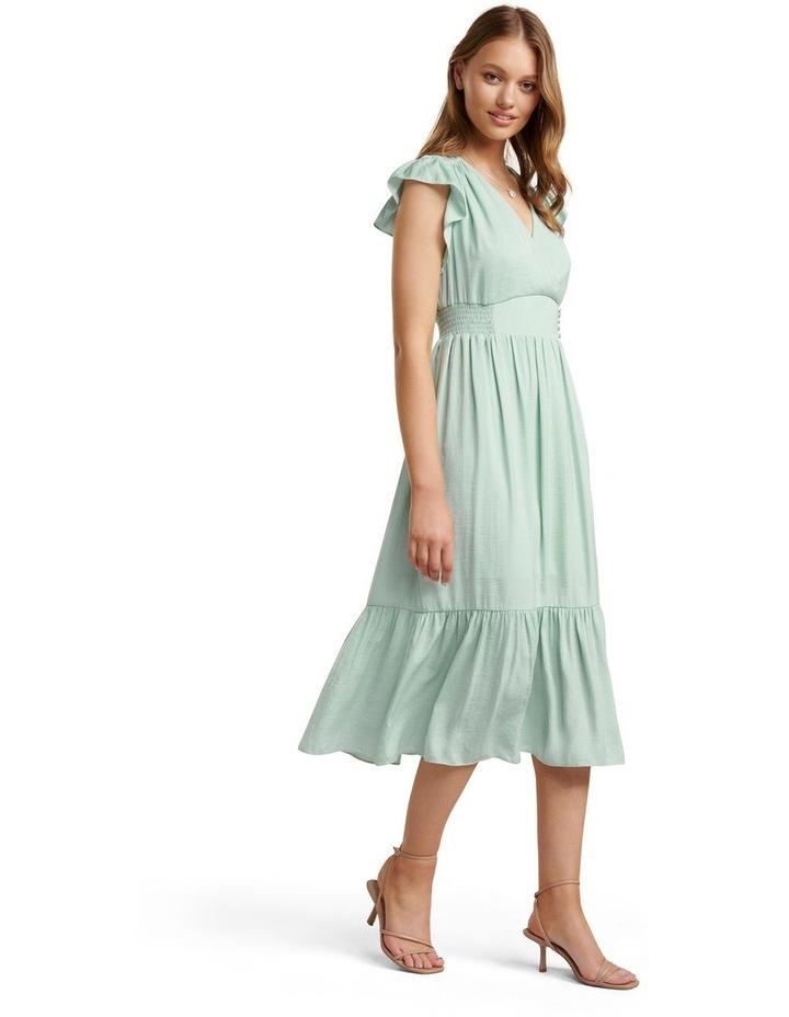 Estelle Petite Tiered Midi Dress image 1