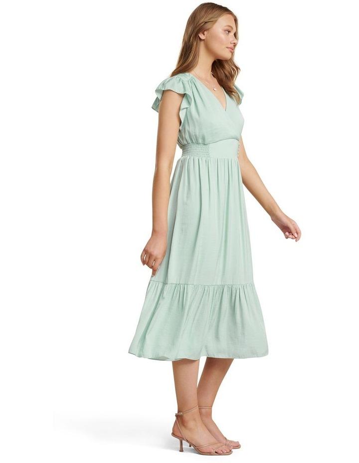 Estelle Petite Tiered Midi Dress image 3