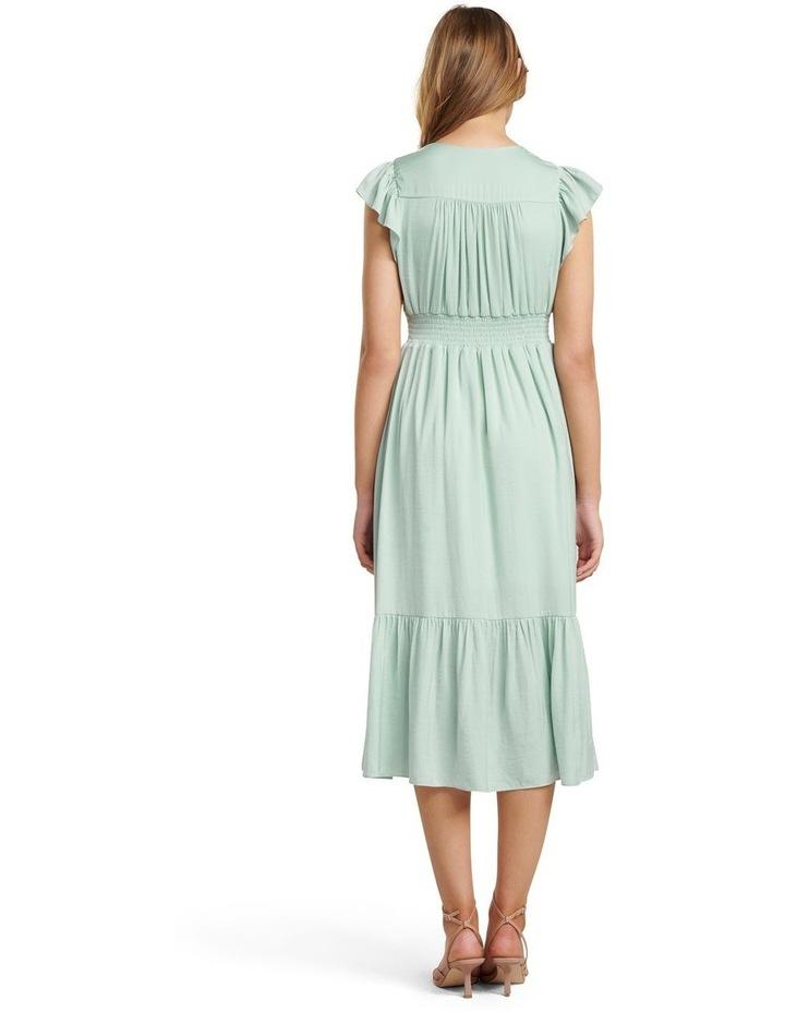 Estelle Petite Tiered Midi Dress image 4