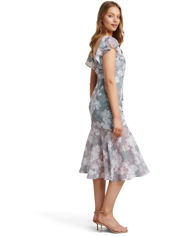 Azalea Petite Ruched Maxi Dress image 3