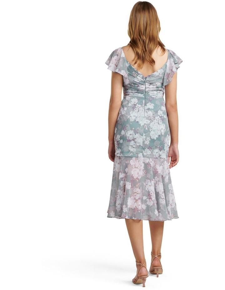 Azalea Petite Ruched Maxi Dress image 4