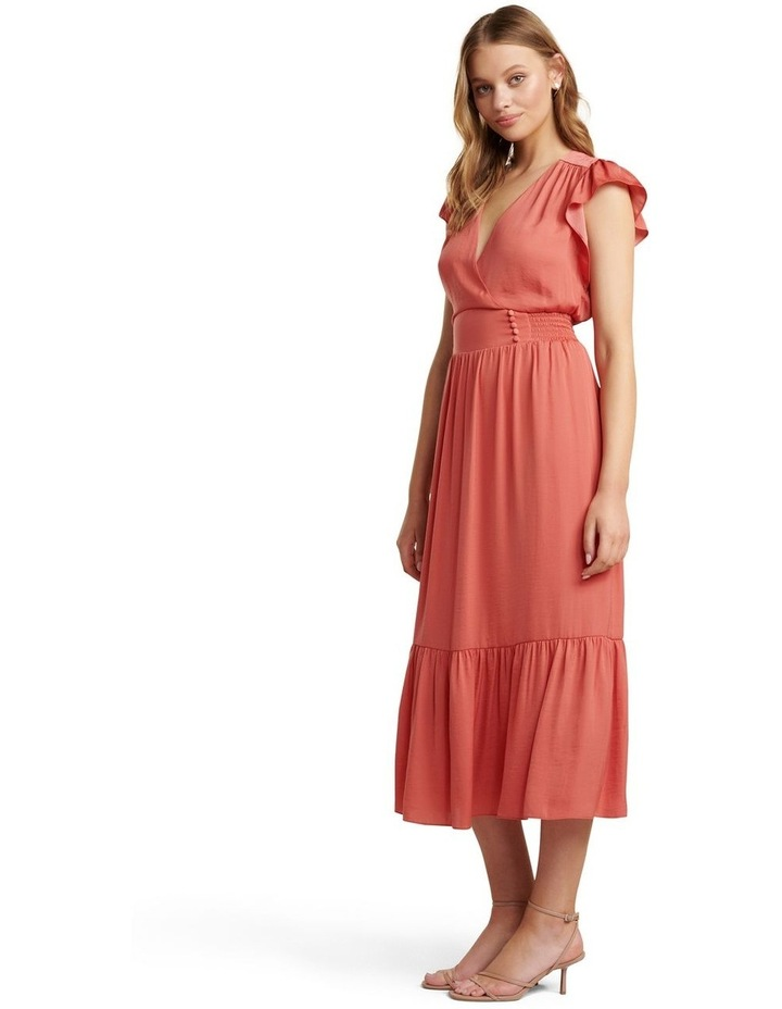 Estelle Tiered Midi Dress image 3