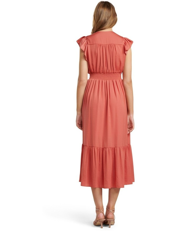 Estelle Tiered Midi Dress image 4