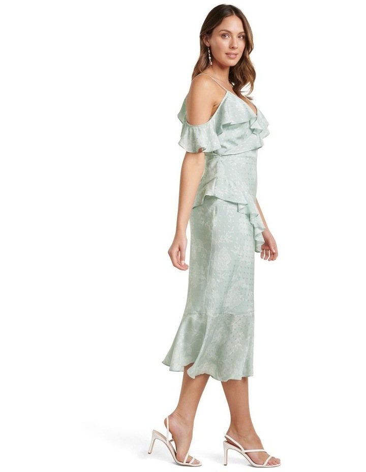 Florence Ruffle Maxi Dress image 3