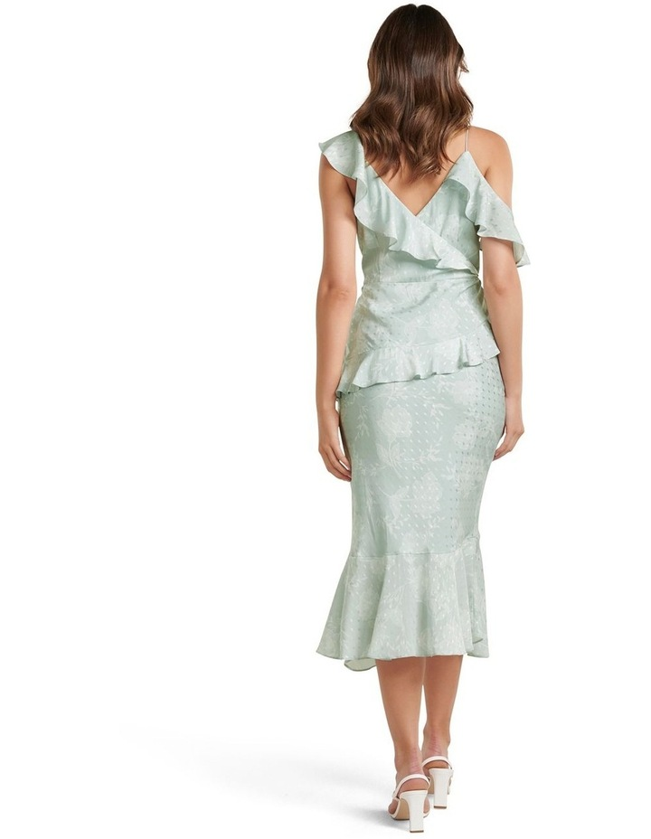Florence Ruffle Maxi Dress image 4