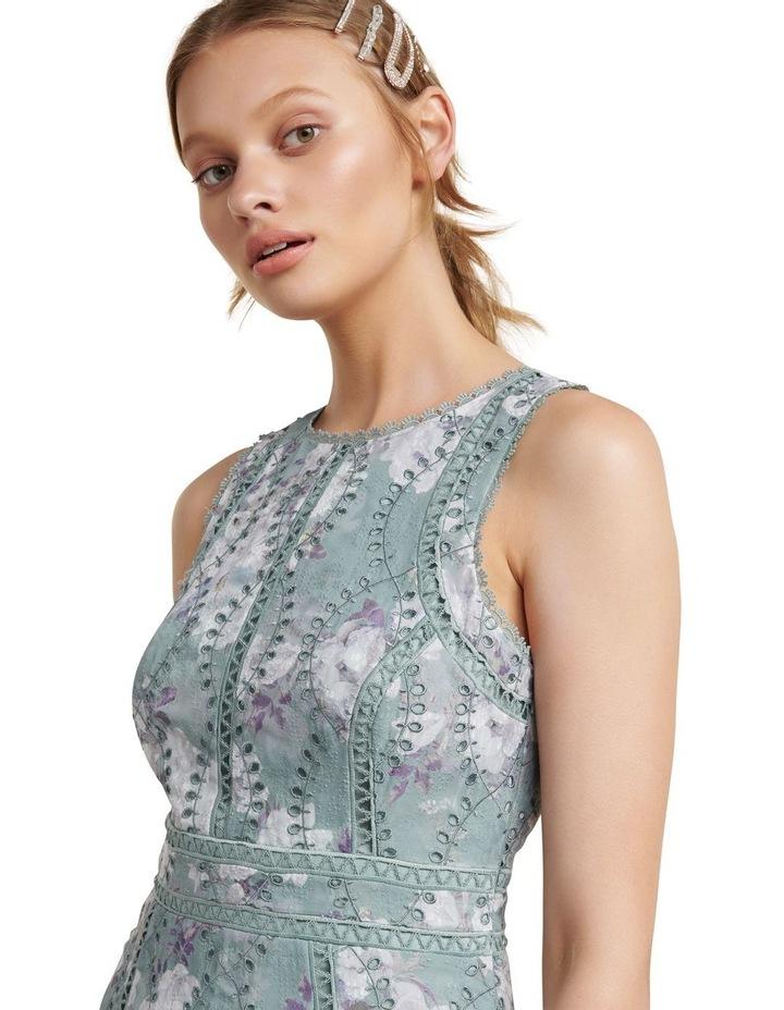 Blair Printed Broderie Dress image 2