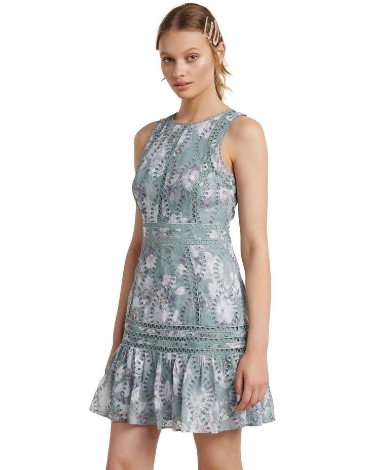 Blair Printed Broderie Dress image 3