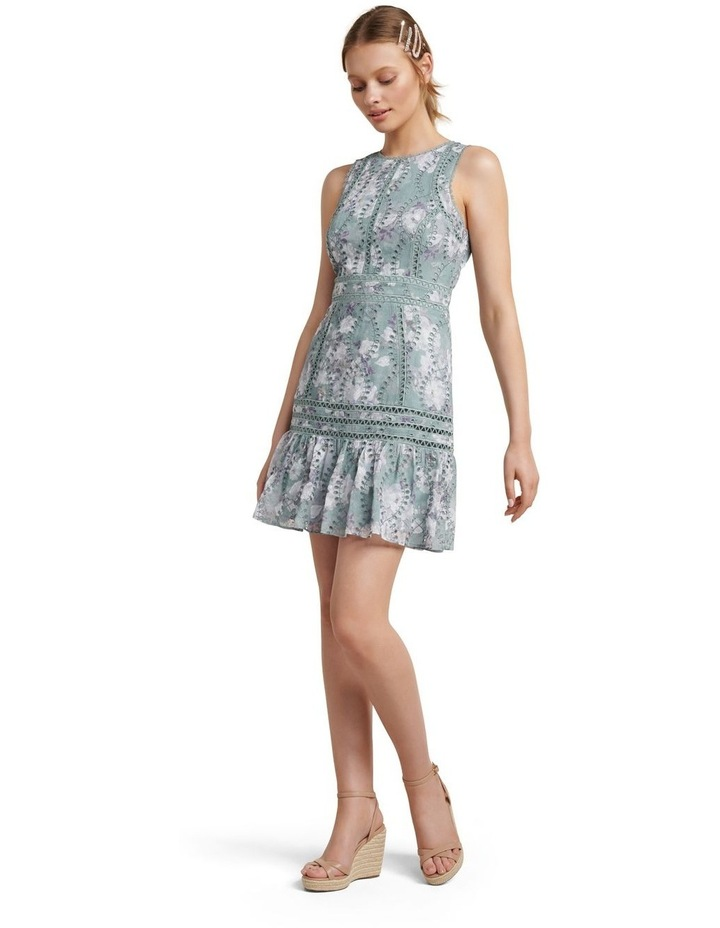 Blair Printed Broderie Dress image 5