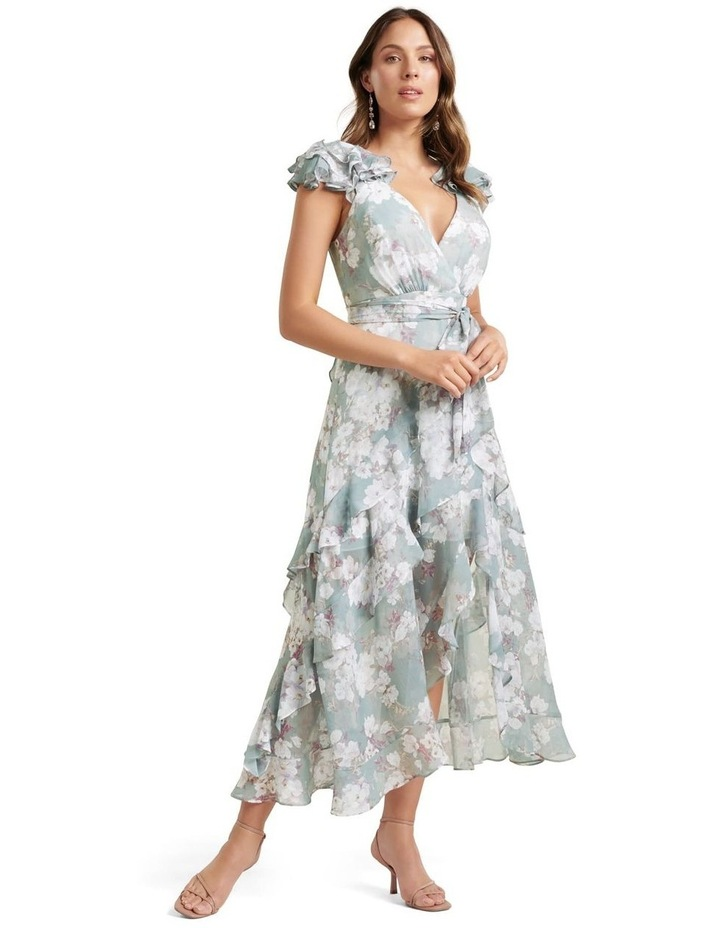 Ellery Frill Maxi Dress image 1