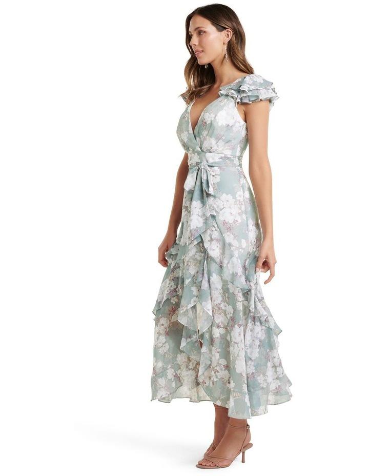 Ellery Frill Maxi Dress image 3