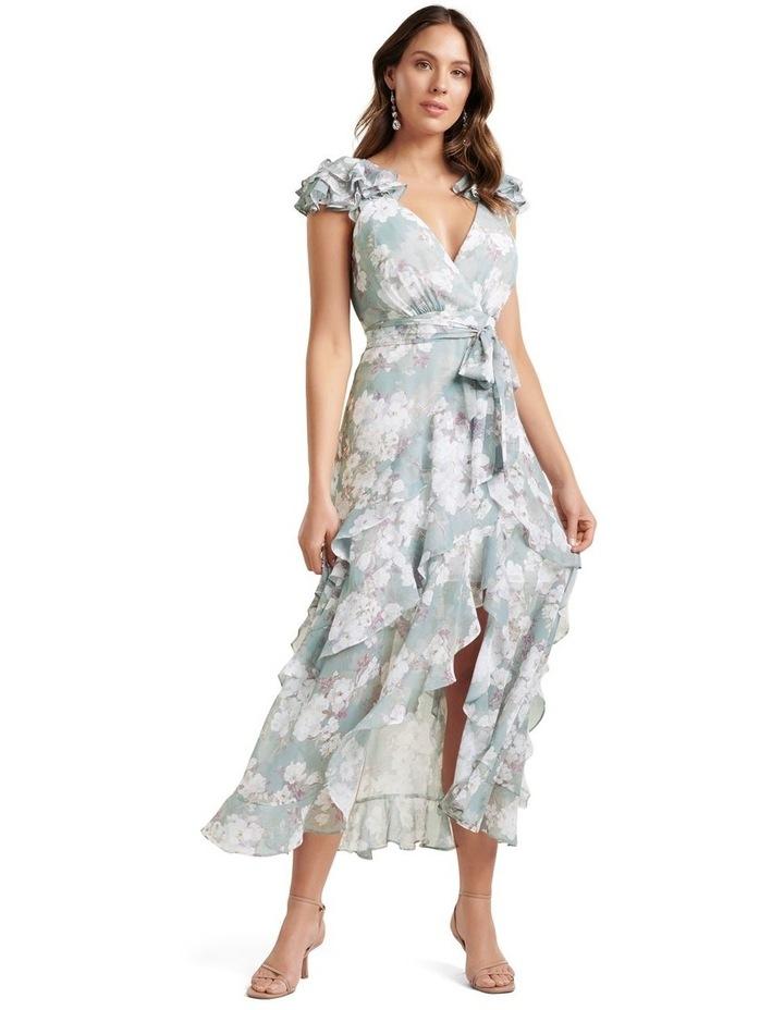 Ellery Frill Maxi Dress image 5