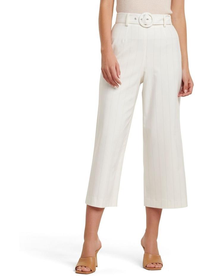 Vanessa Stripe Wide Leg Pants image 1