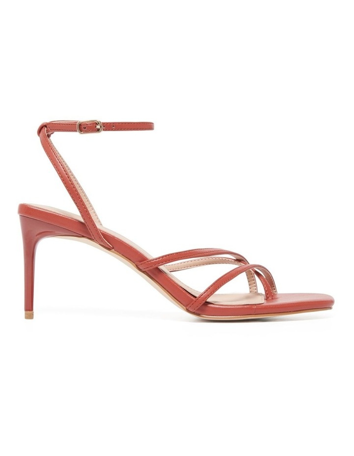 Britt Strappy Toe Loop Heels image 1