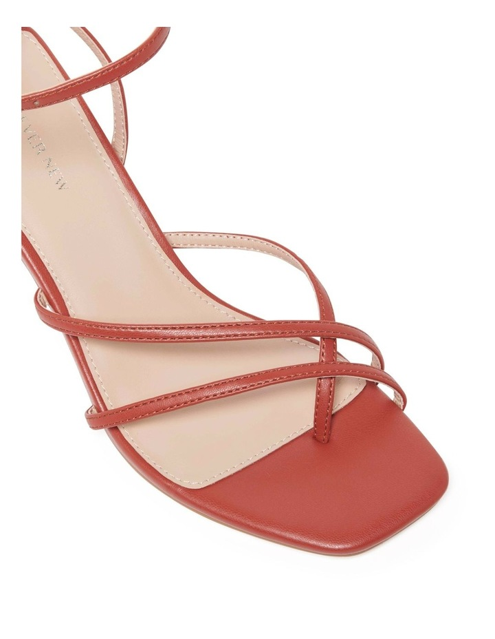 Britt Strappy Toe Loop Heels image 2