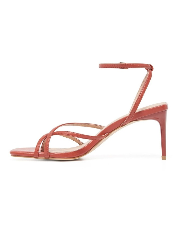 Britt Strappy Toe Loop Heels image 3