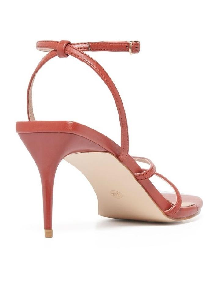 Britt Strappy Toe Loop Heels image 4