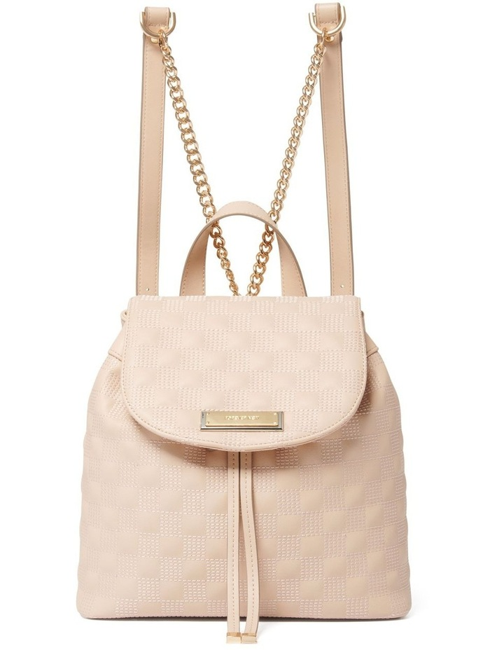 Alice Quilted Mini Backpack image 1
