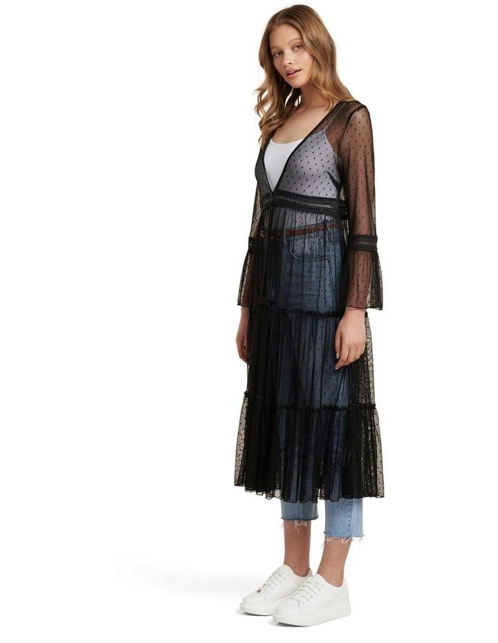 Margot Spot Lace Kimono image 3