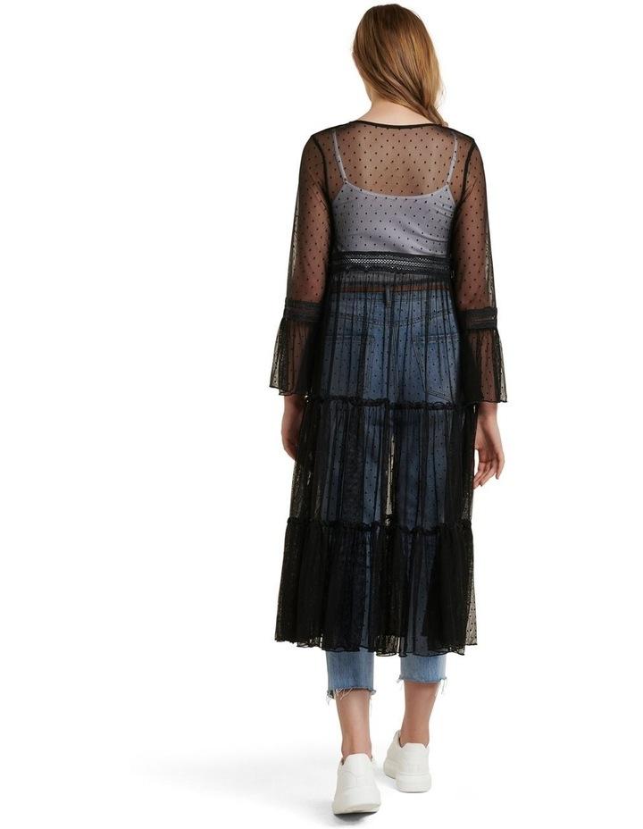 Margot Spot Lace Kimono image 4