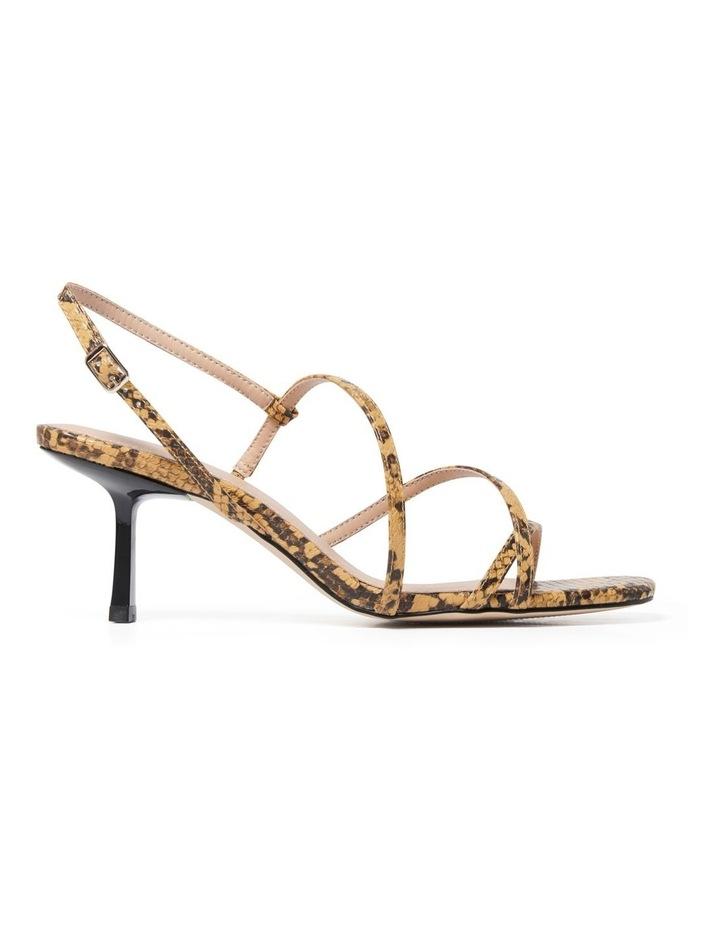 Aubury Strappy Stiletto Heels image 1