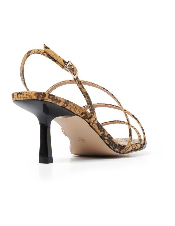 Aubury Strappy Stiletto Heels image 4