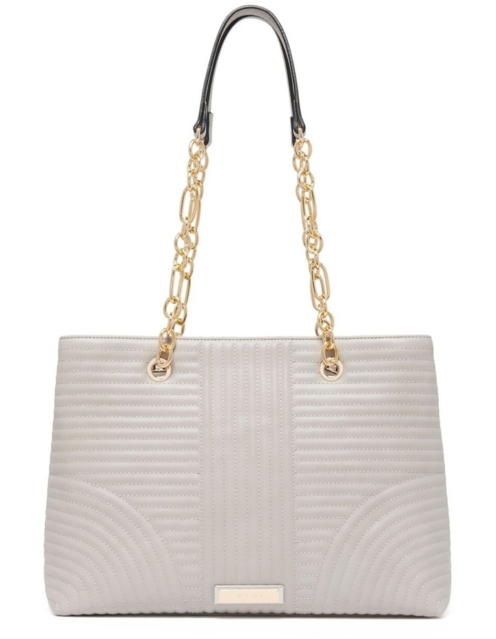 Clarissa Quilted Chain Tote image 1