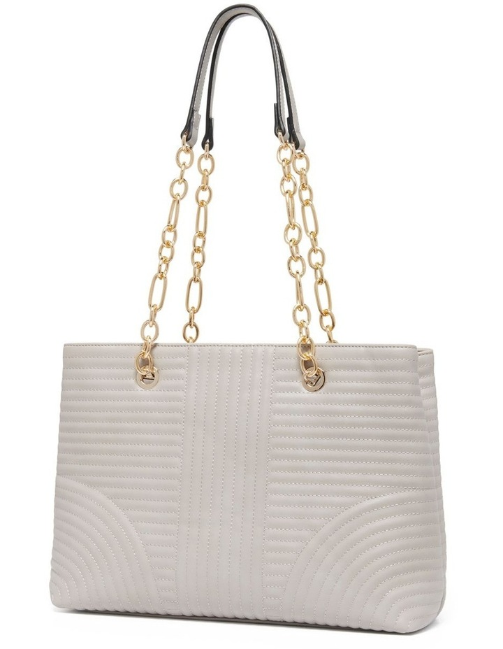 Clarissa Quilted Chain Tote image 4