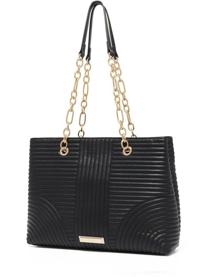 Clarissa Quilted Chain Tote image 2