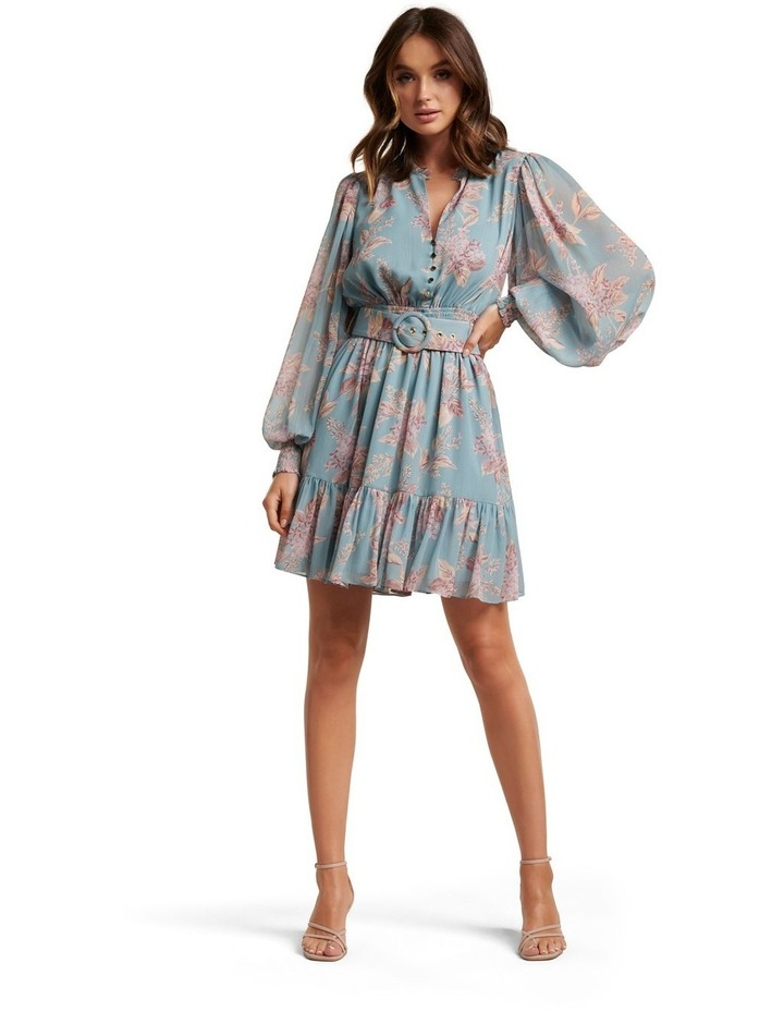 Remy Belted Skater Dress image 5