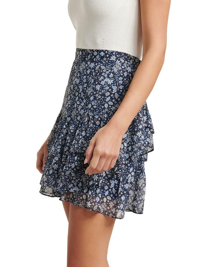 Francesca Ruffle Mini Skirt image 3