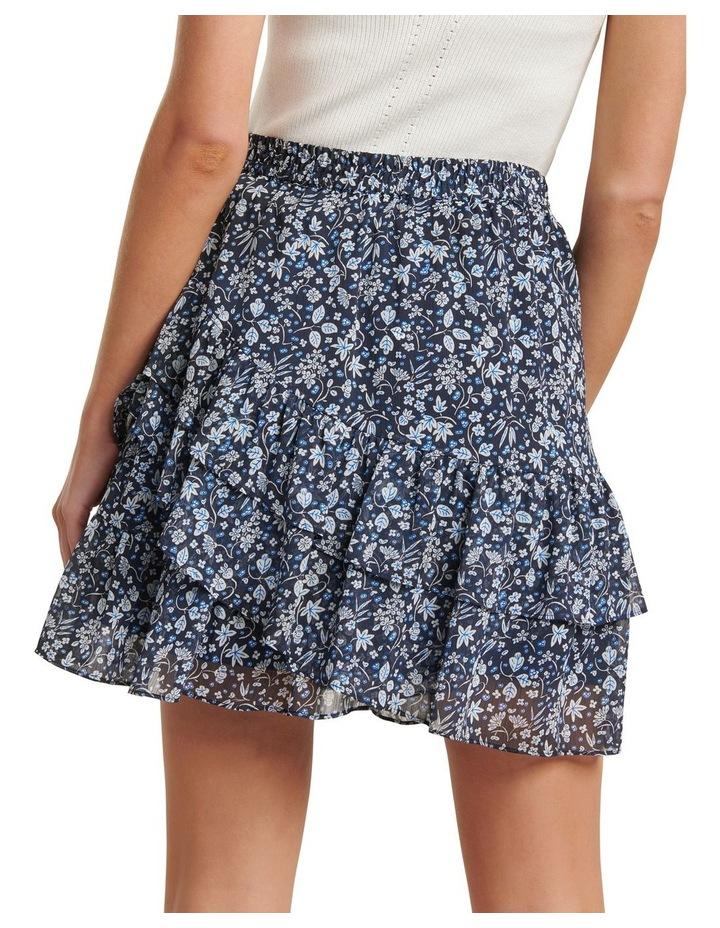 Francesca Ruffle Mini Skirt image 4
