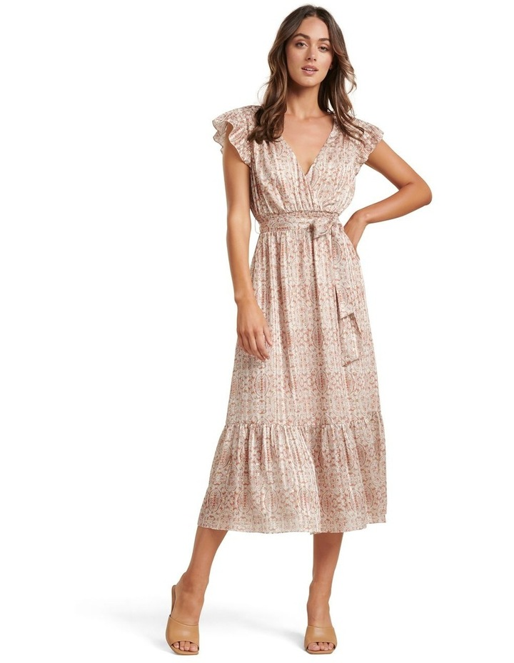 Marni Shirred Tiered Dress image 1