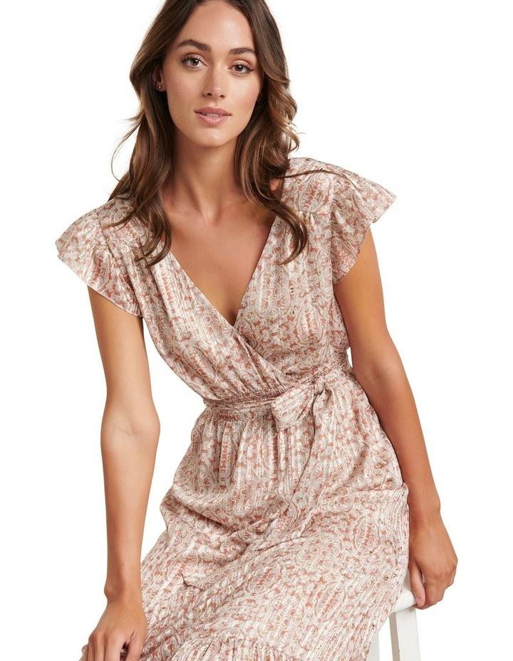 Marni Shirred Tiered Dress image 2