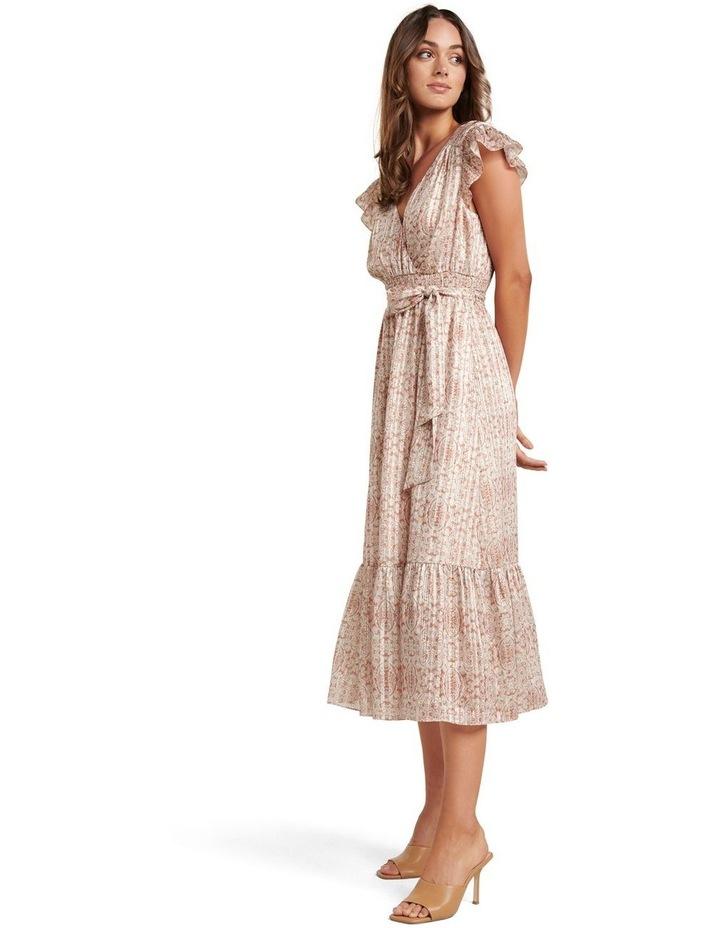 Marni Shirred Tiered Dress image 3