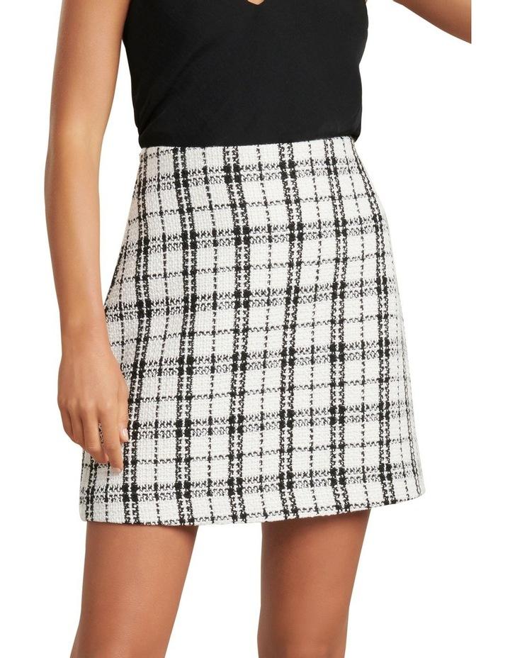 Talia Boucle Mini Skirt image 1