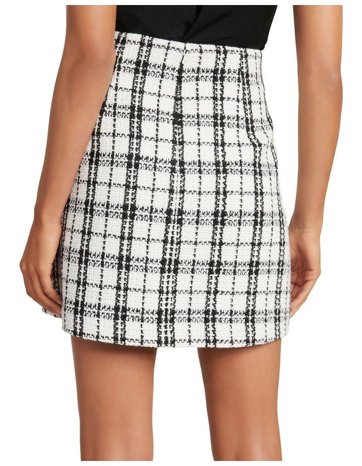 Talia Boucle Mini Skirt image 3