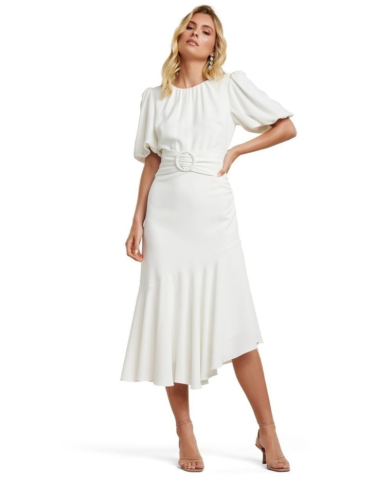 Celeste Puff Sleeve Maxi Dress image 1
