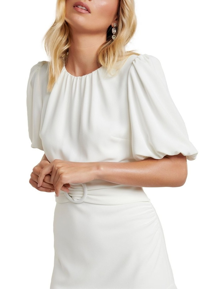 Celeste Puff Sleeve Maxi Dress image 2