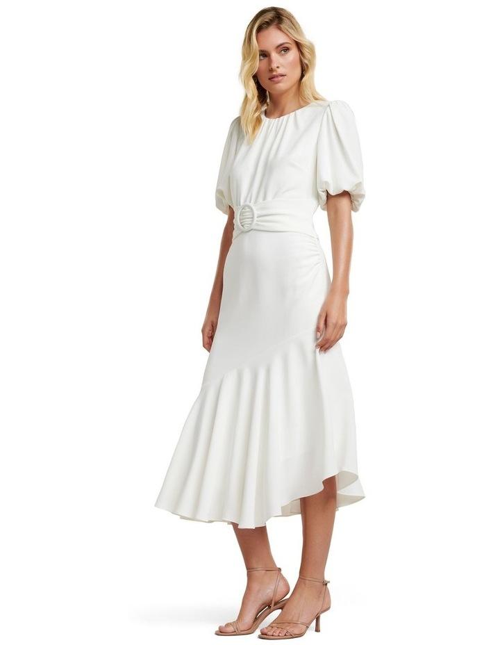 Celeste Puff Sleeve Maxi Dress image 3