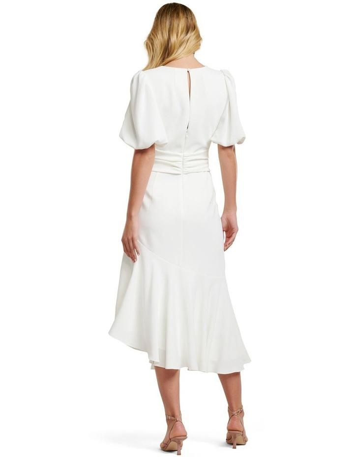Celeste Puff Sleeve Maxi Dress image 4
