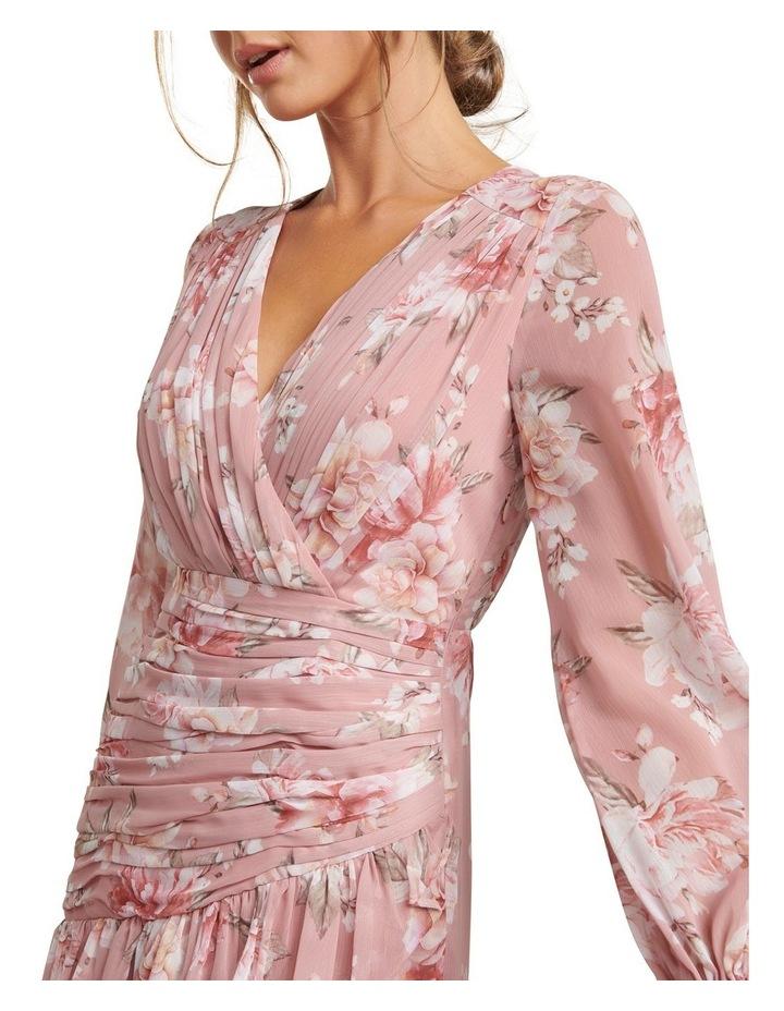 Valentina Petite Pleated Mini Dress image 2