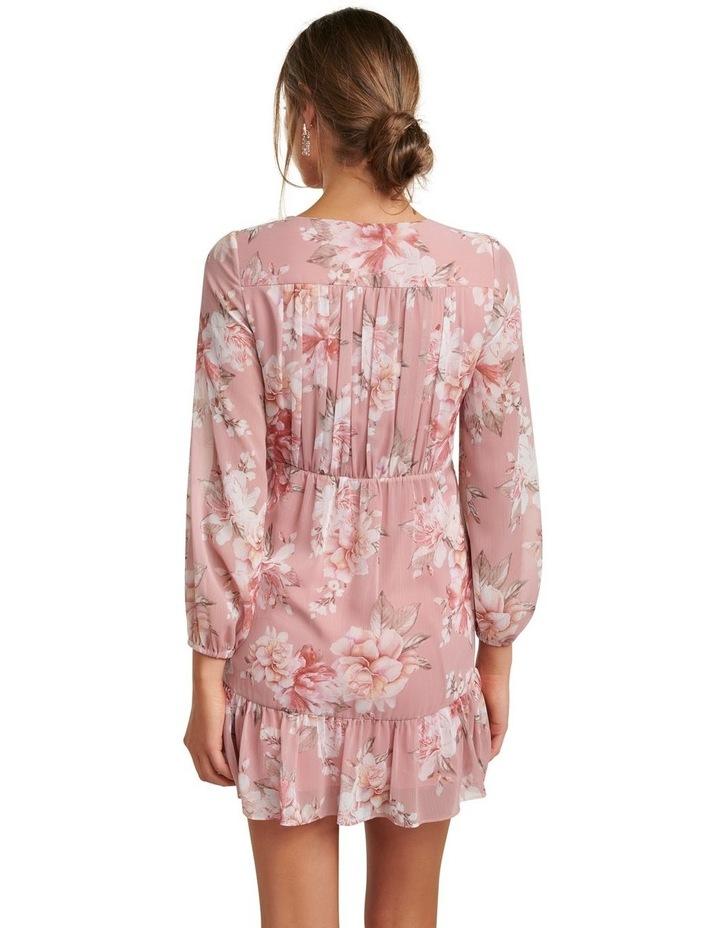 Valentina Petite Pleated Mini Dress image 4