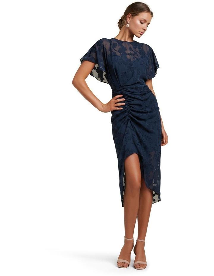 Tamara Ruched Midi Dress image 1