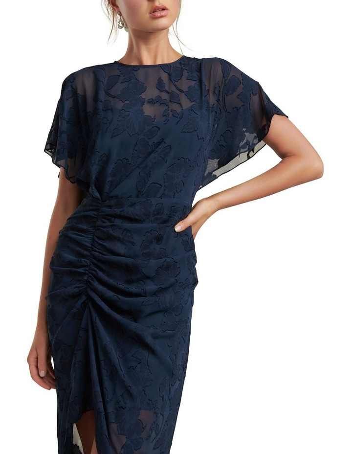 Tamara Ruched Midi Dress image 2