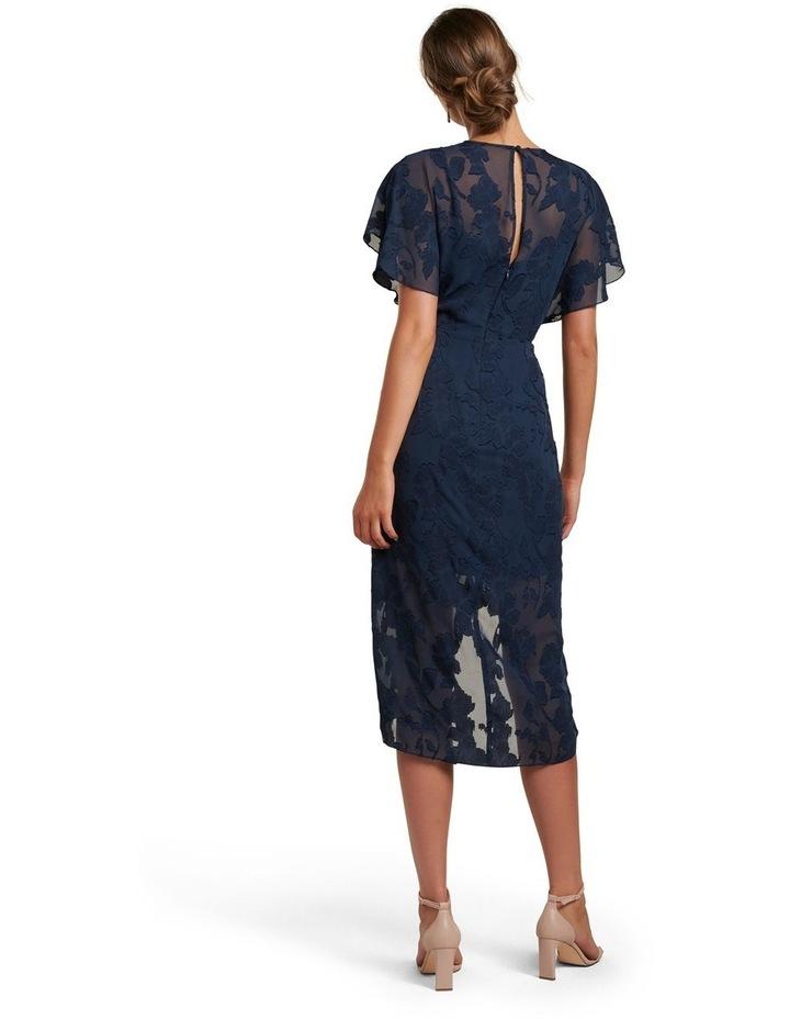 Tamara Ruched Midi Dress image 4